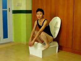 my squat potty
