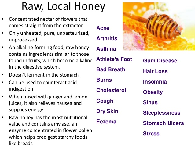 I Burned My Face… How Honey Helped and Healed – Faiths Oven